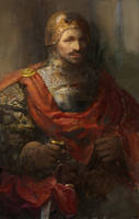 Norman knight by IgorLevchenko