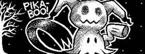 Mimikyu Pika-Boo by Mr-Trac
