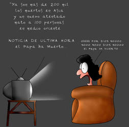 Malas noticias by Obertura