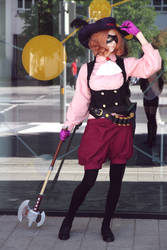 Haru Okumura [1] by NisoTheStrawberry