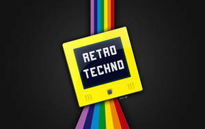 Retro Techno by abh83