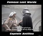 Famous Last Words by brainhiccup