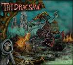 9 Contest - The TriDracsaw by Miki-