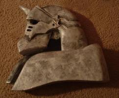 Full Metal Alchemist Al Sculpt by Miki-