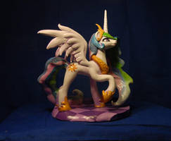MLP - Celestia Sculpt by Miki-
