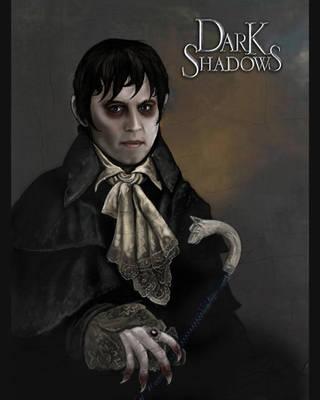Dark Shadows - Barnabas Collins by Miki-