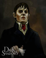 Dark Shadows - Barnabas Collins - 72 version by Miki-
