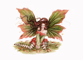 Fairy Ring by JannaFairyArt