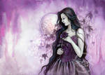 Tale of a Rose by JannaFairyArt