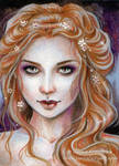 Catherine by JannaFairyArt