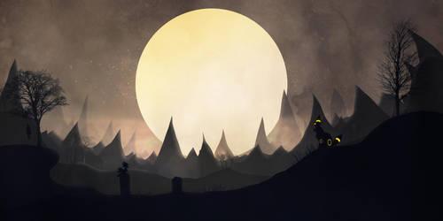Umbreon... by Dark-Indigo