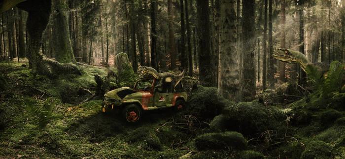 Lost World... by Dark-Indigo
