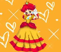 Princess Daisy 4 by kcjedi89