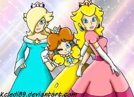 Princess Power by kcjedi89