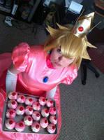 Princess Peach's Bakery by kcjedi89