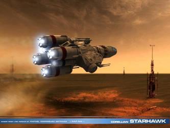 StarHawk by RAF-MX