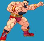 Zangief (Street Fighter V) by RieyTails