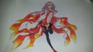 Inori Yuzuhira (Guilty Crown) by SAipOG