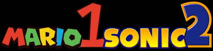 Mario1Sonic Transparent Logo (Plus Updates) by AngelofGoddessAplis