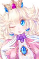 PrincessPeach by Arashi-H