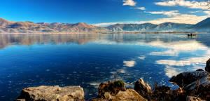 Beaver Lake by Kritias