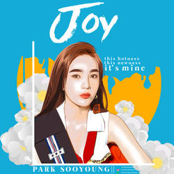 Park Joy Vexel FanArt by Dystopian-Sirpent