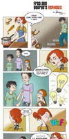 Harry Potter Comic 03 by Loleia