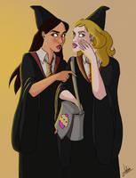 HP: Gossip Girls by Loleia