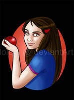 Twilight Characters: Bella by Loleia