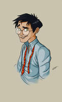 HP: Potter, Harry Potter by Loleia