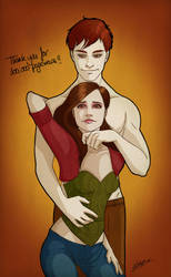 Twilight: Thank You by Loleia