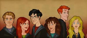 HP: Six of a Kind by Loleia