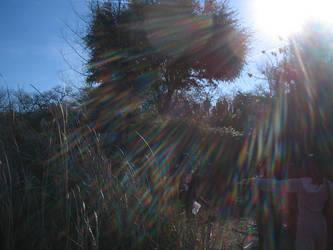bursting light by xmaygnx