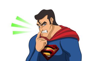 Digging for Kryptonite... by aceswordsman