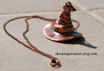 The Sorting Hat by kittykat01