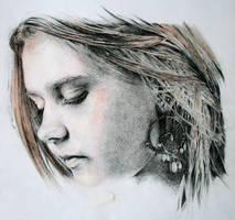 Face study by ellejayess