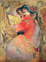 Red Lady by ellejayess