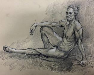 Nude1 by anatheme