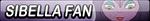 Sibella Fan Button by EclipsaButterfly