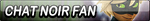 Chat Noir Fan Button by EclipsaButterfly