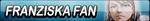 Franziska Fan Button by EclipsaButterfly