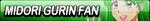 Midori Gurin Fan Button by EclipsaButterfly