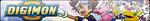 Digimon Fan Button by EclipsaButterfly