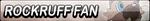 Rockruff Fan Button by EclipsaButterfly
