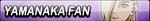 Yamanaka Fan Button by EclipsaButterfly