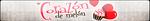 Corazon de Melon (Logo Only) Fan Button by EclipsaButterfly