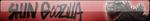 Shin Godzilla XL Fan Button by EclipsaButterfly