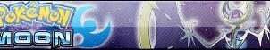 Pokemon Moon Fan Button by EclipsaButterfly