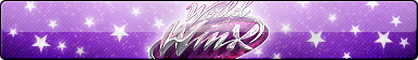 World of Winx (Logo Only) Fan Button by EclipsaButterfly