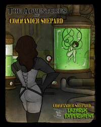 Adventures of Comander Shepard Part Two by doppelgangergeisha